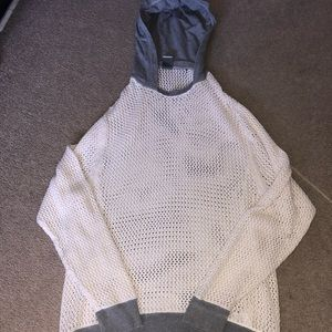 Nike sportswear XL knit sweatshirt